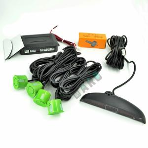 Senzori Parcare verde cu display LED (set)